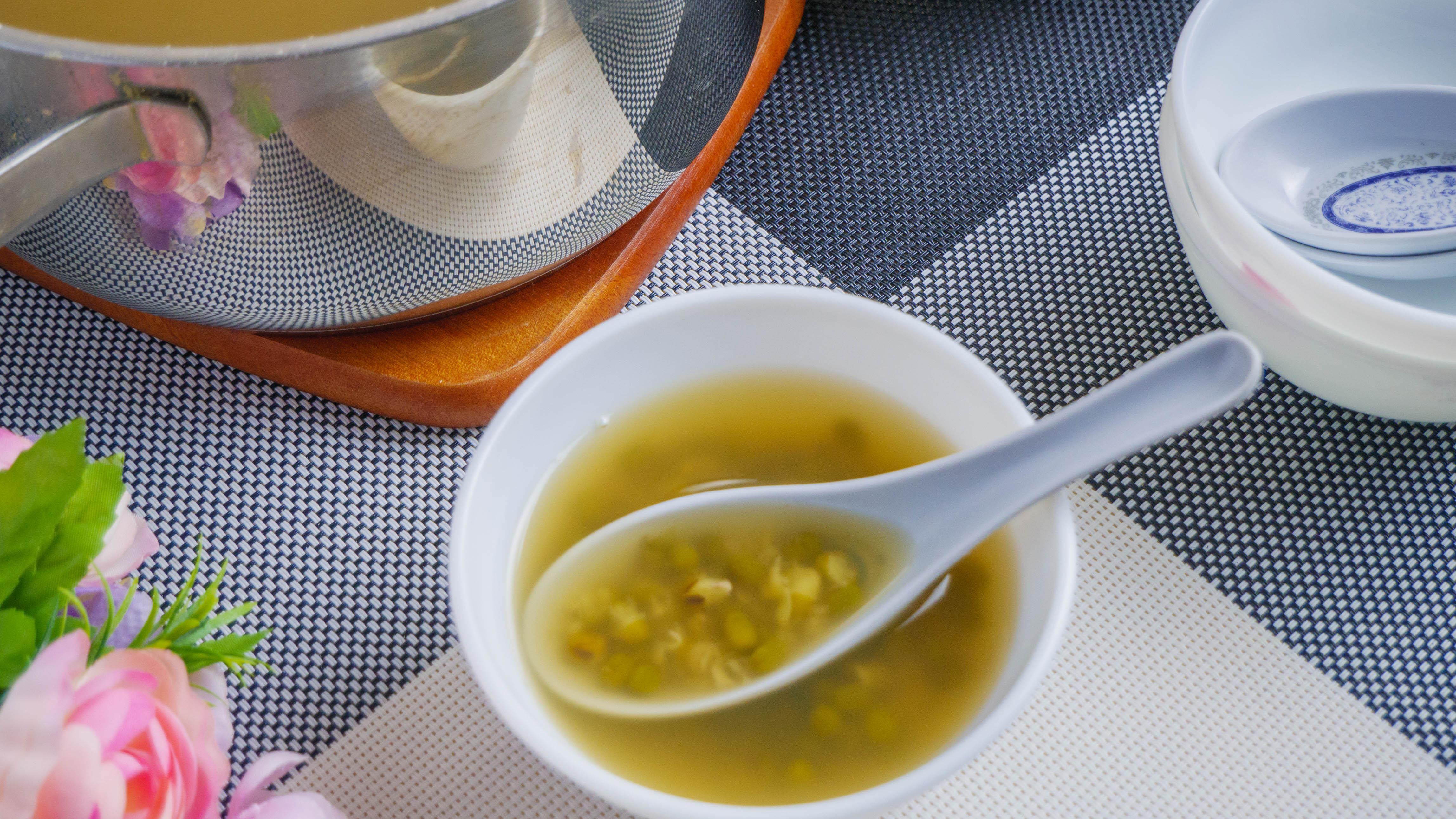 #47 綠豆湯
