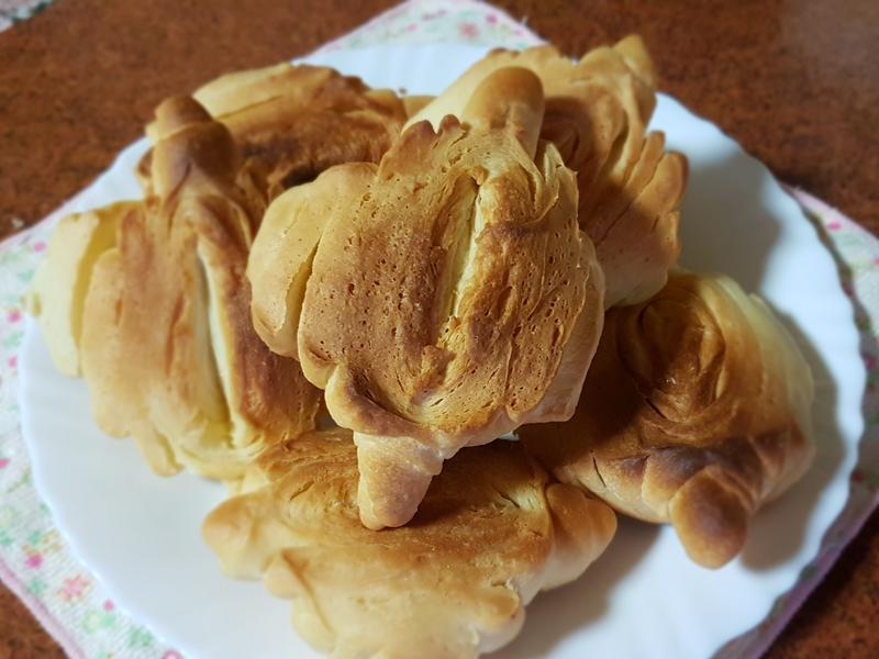 優格羅宋麵包