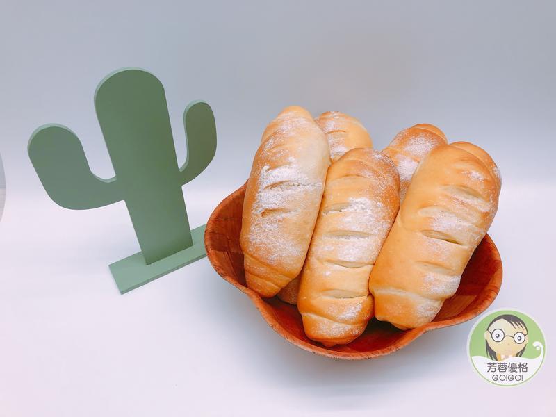 奶香優格起司葡萄乾麵包~親子烘焙