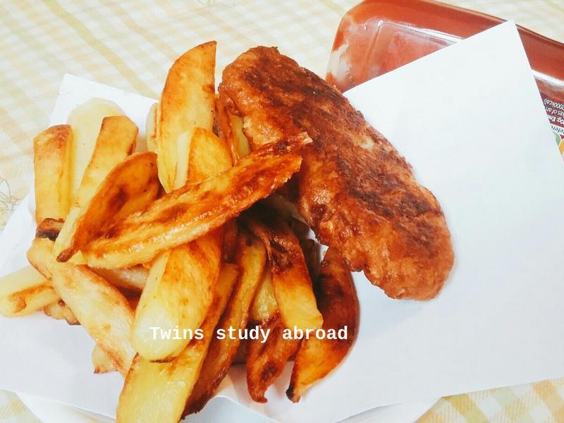 電鍋烤薯條