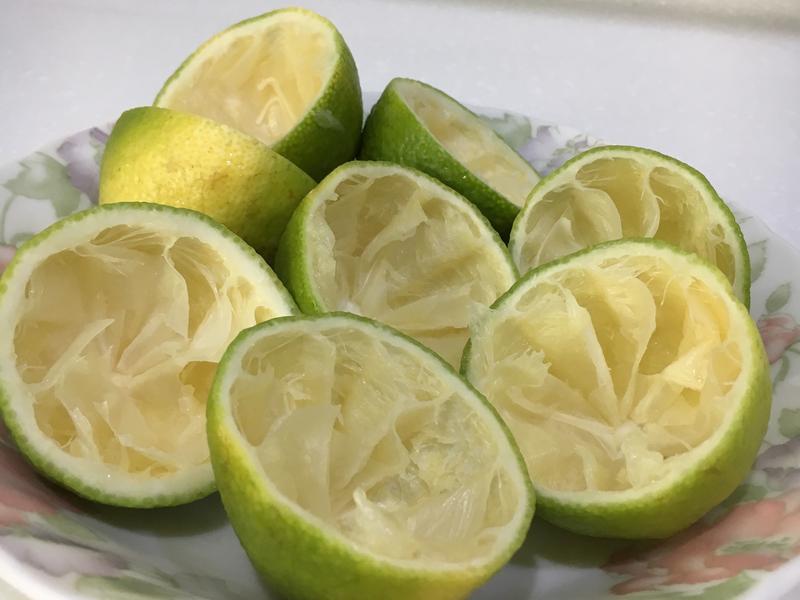 檸檬皮洗電鍋