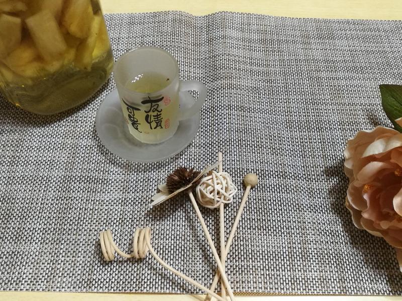 自家浸果酒─菠蘿酒