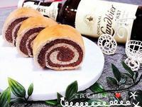 雙色木柴麵包