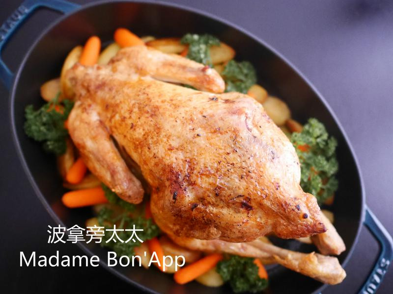 法式正統香料烤雞