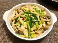 沙茶鴻禧菇