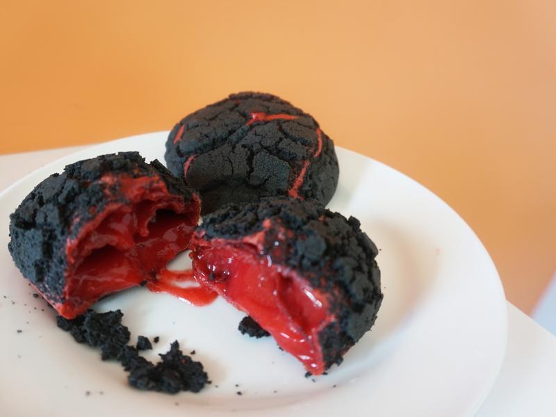 惡魔蛋 萬聖節甜點