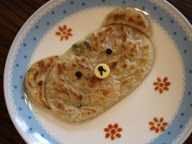 Kitty喵-拉拉熊蔥油餅