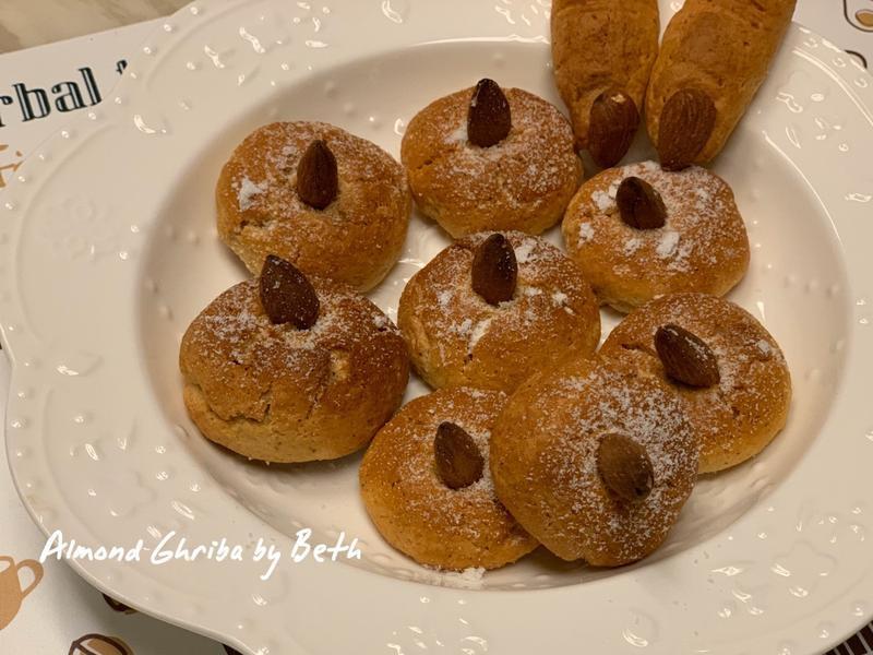 摩洛哥風味杏仁餅乾
