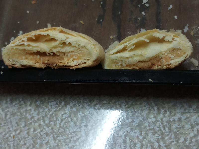 (不甜膩)多層次酥脆《台中太陽餅》