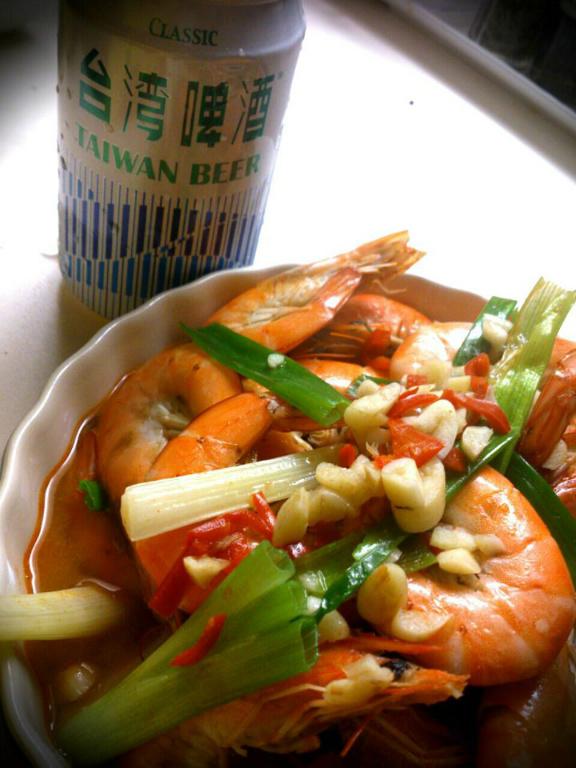 [KT廚房]啤酒蝦