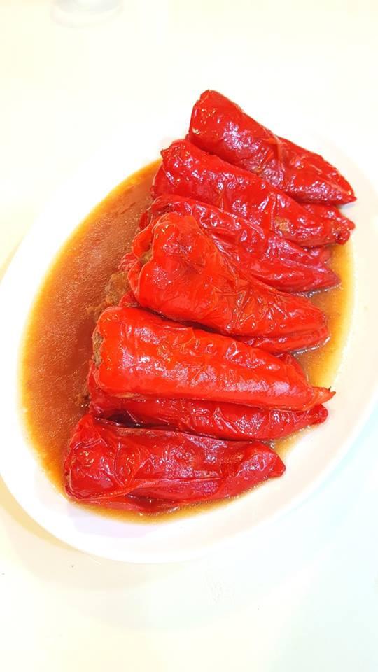 水果椒鑲肉