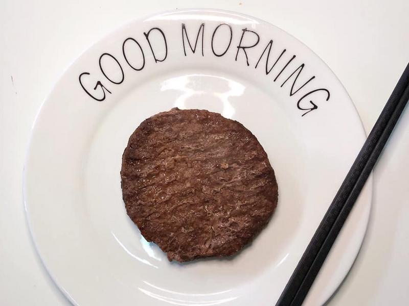☀️低醣生酮·牛肉漢堡排☀️飛利浦氣炸鍋