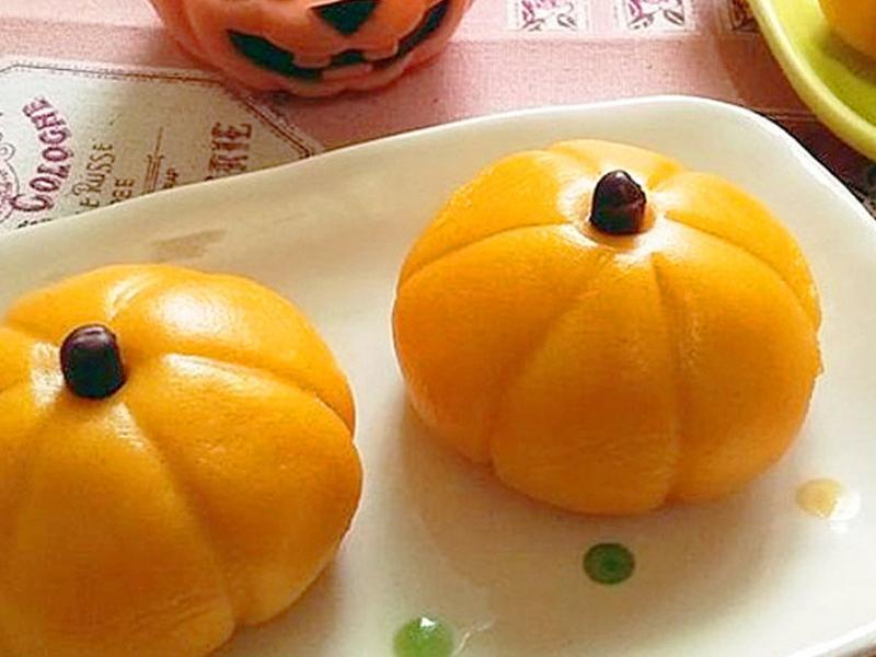 【厚生廚房】南瓜紅豆粿