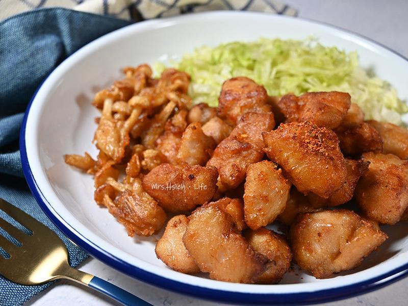 日式炸雞(日清炸雞粉)