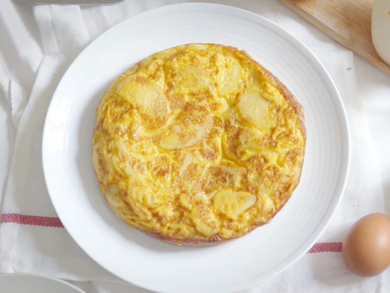 (平底鍋)馬鈴薯烘蛋