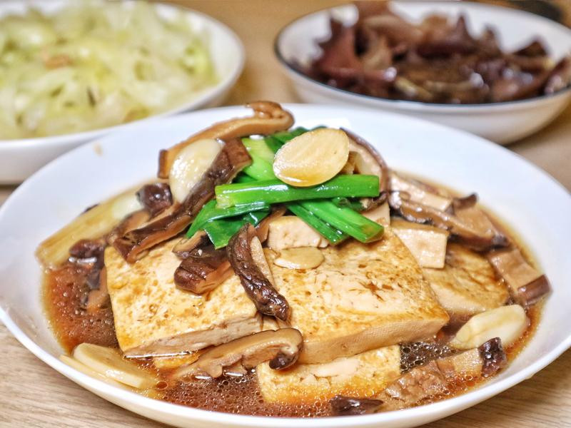 【家常菜】紅燒豆腐