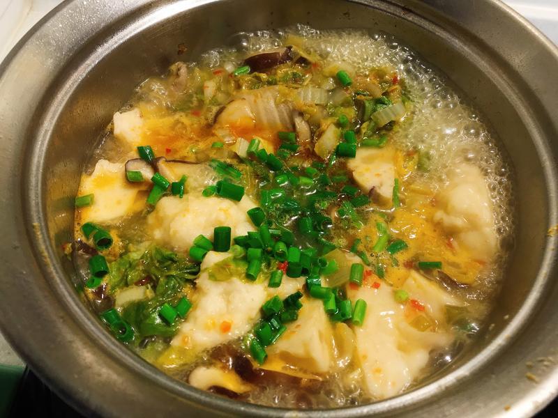 泡菜豬肉湯