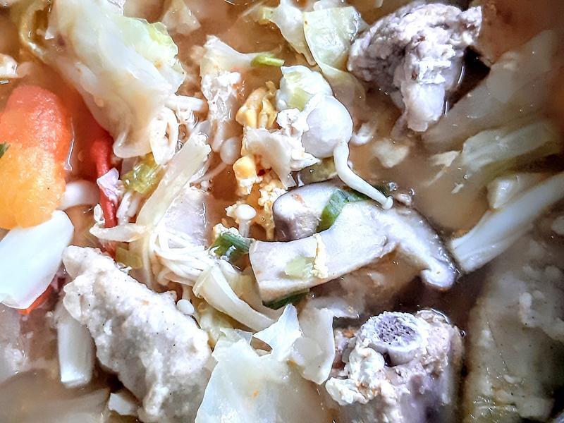 泡菜排骨鍋