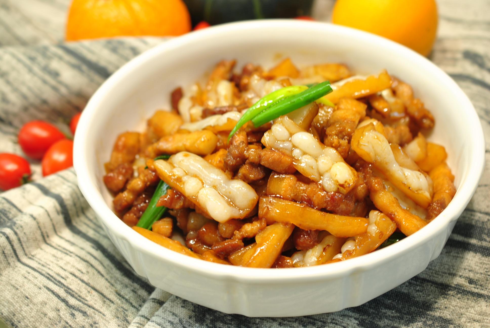 苦瓜燒肉(便當菜)