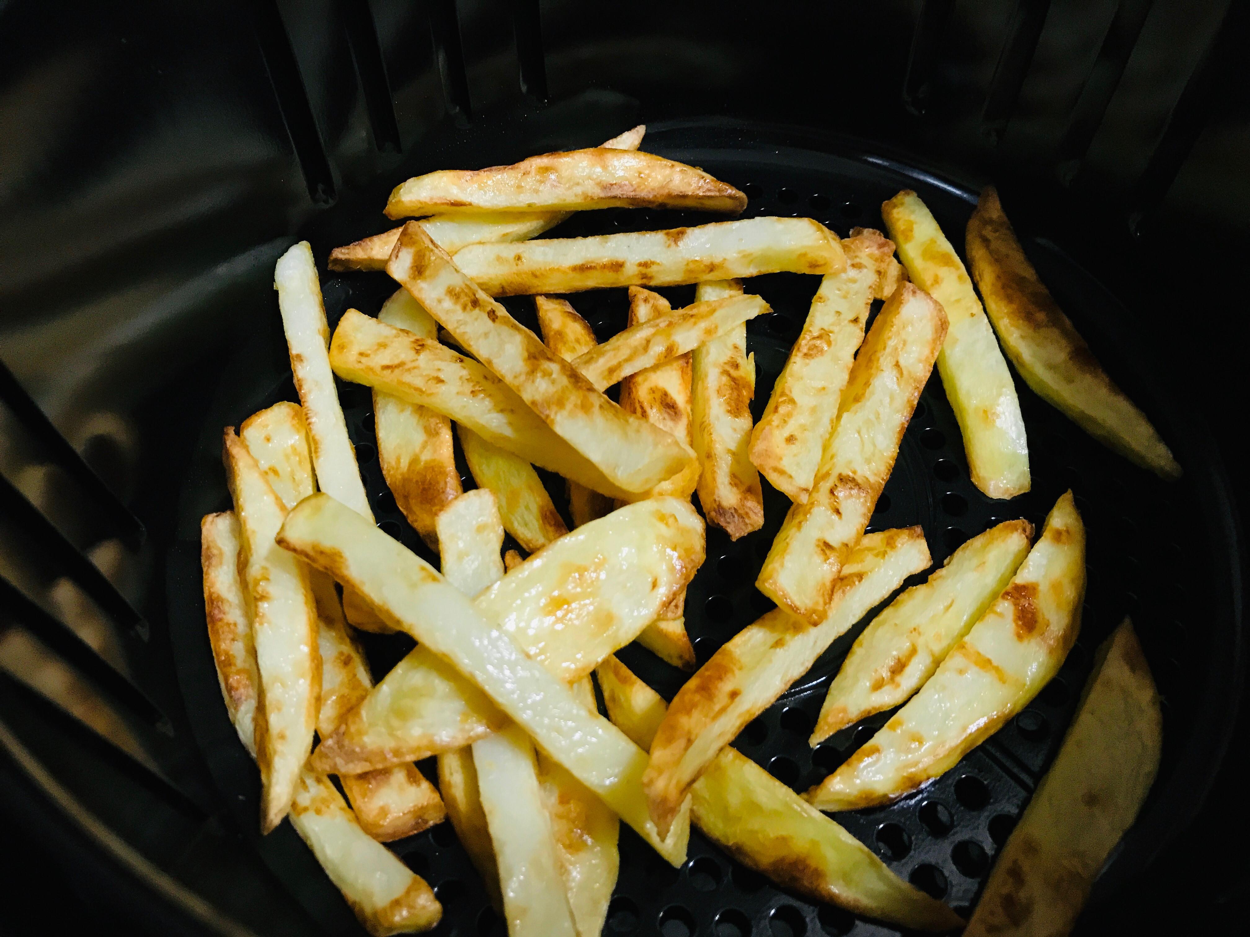 零失敗✨健康氣炸薯條 🥔