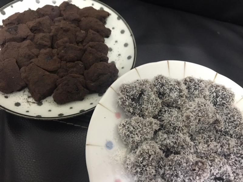 黑糖二珍涼糕