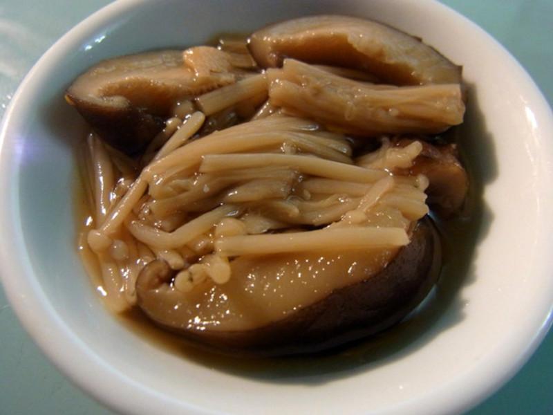 日式茸菇醬