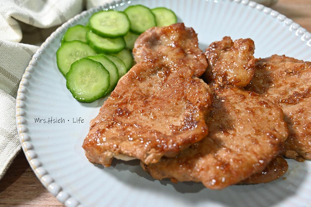 薑燒豬肉 帶便當必學(免用味醂)