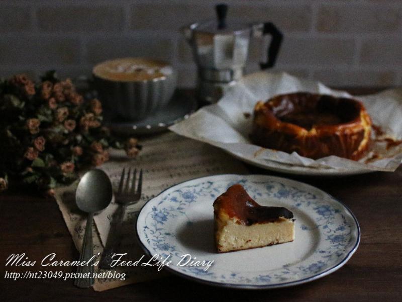 西班牙巴斯克起司蛋糕