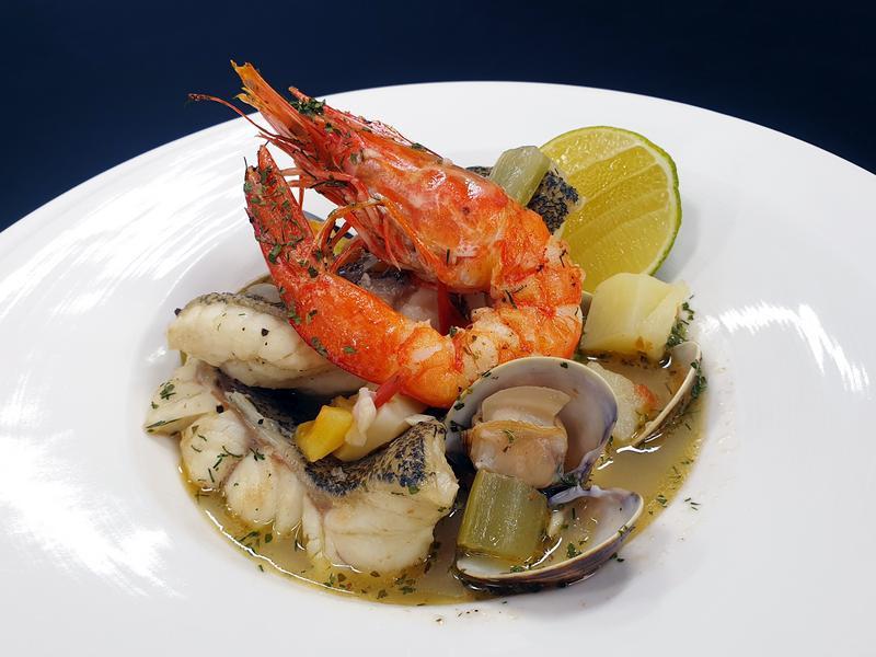 希臘風味漁夫海鮮湯