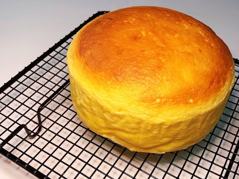 ☀️生酮低醣無粉輕乳酪蛋糕☀️6吋