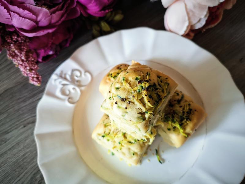 初榨橄欖油櫛瓜蛋糕