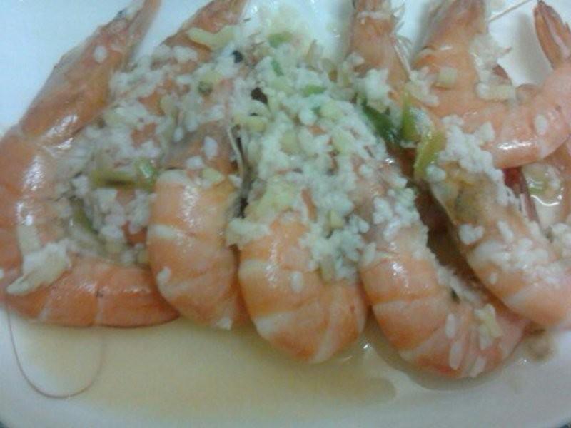 Y芬的小廚房--酒釀香甜蝦