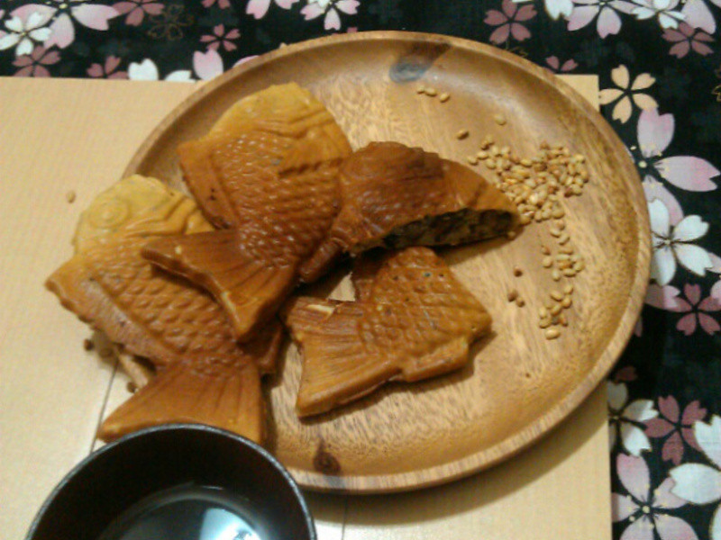 脆皮【鯛魚燒】