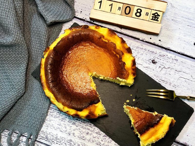 生酮低醣西班牙巴斯克乳酪蛋糕改良呂昇達