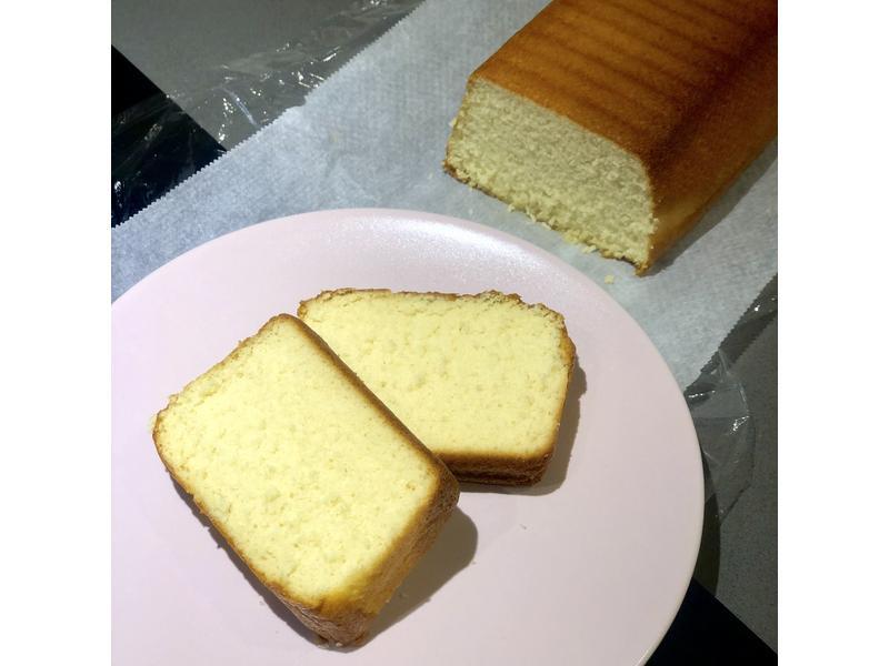 超綿密『蜂蜜蛋糕』只需要六種材料