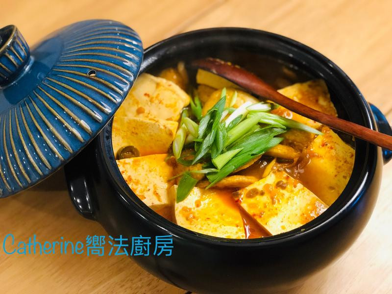 韓式豬肉泡菜鍋
