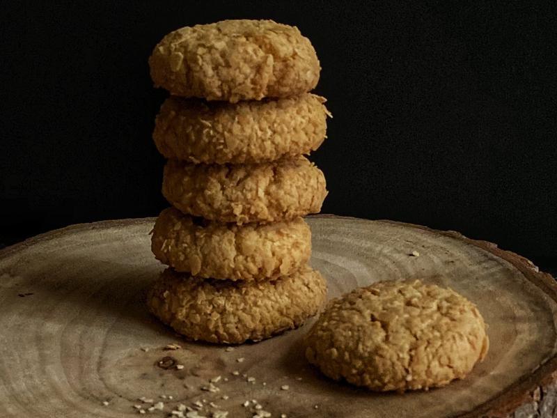 麥片餅乾 Nestum Cookies