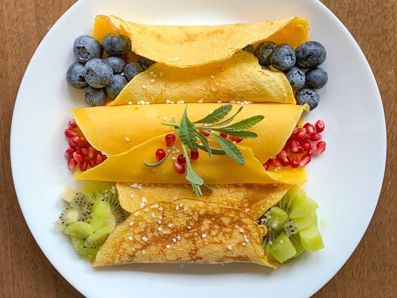 早餐吃什麼?上法式可麗餅吧