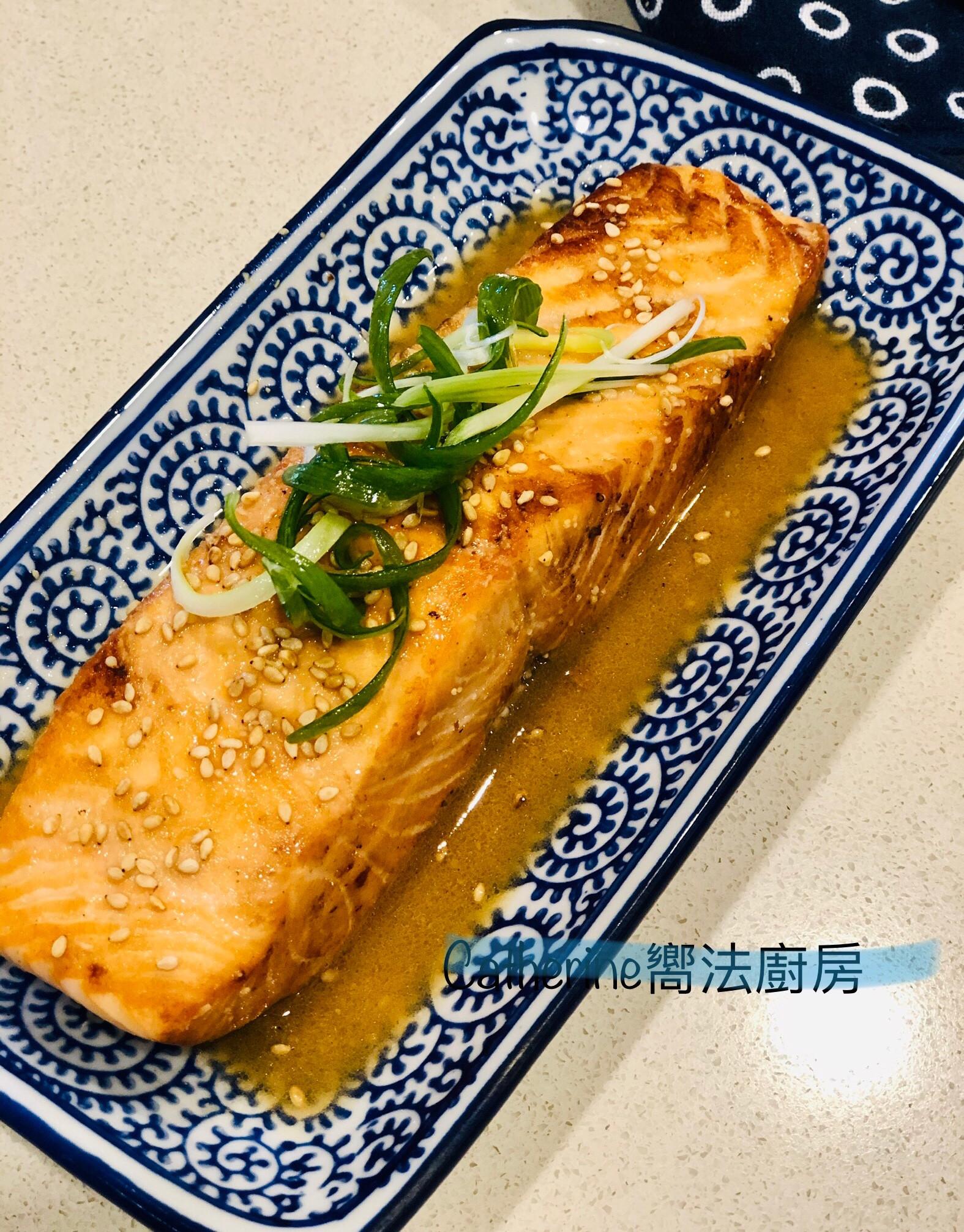 免醃味增鮭魚
