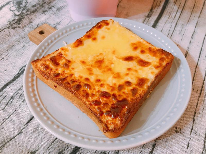 早午餐系列-高鈣起司厚片