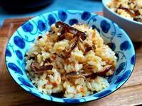 麻油香菇肉燥拌飯/便當料理