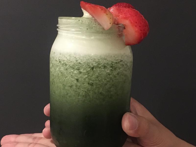Green smoothie 蔬菜冰沙
