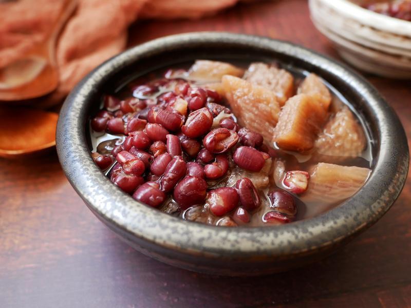 紅豆山藥甜湯【萬用鍋版】