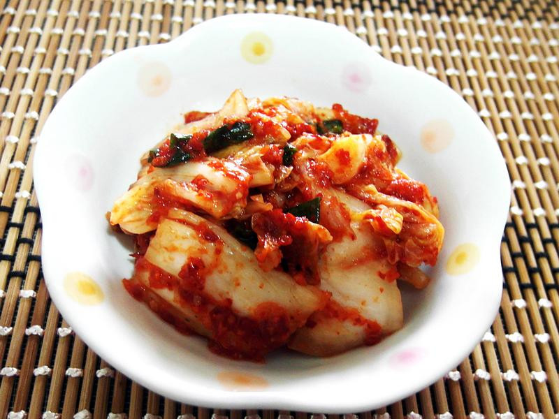 韓國泡菜-한국김치