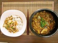 韓國燒肉蓋飯(牛肉鍋)-불고기 덮밥전골