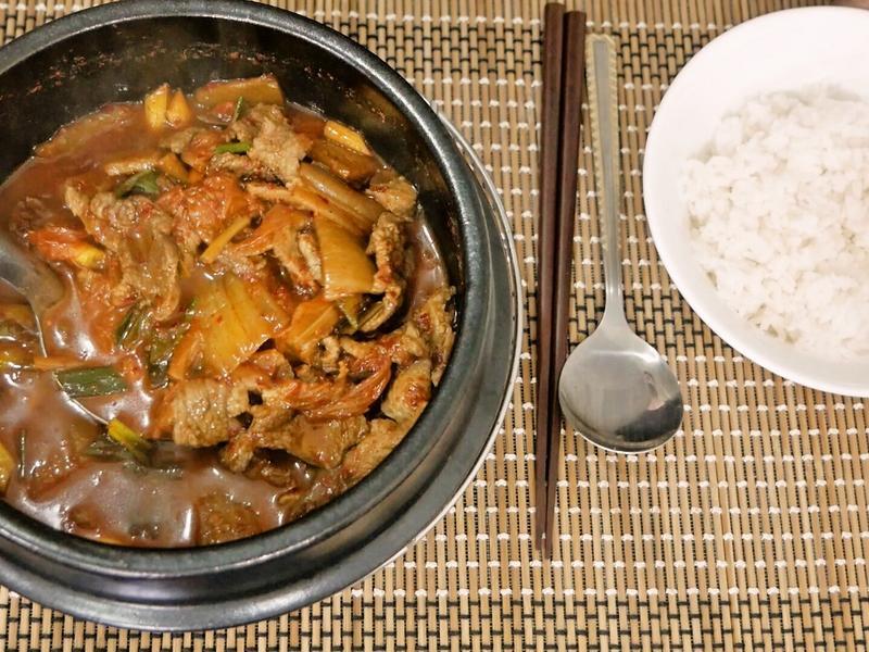 韓國泡菜鍋-김치찌개