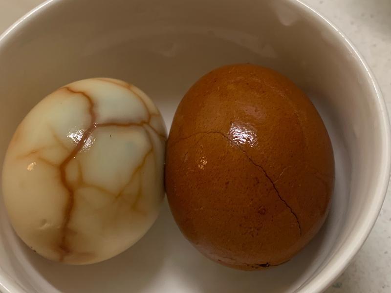 簡單茶葉蛋