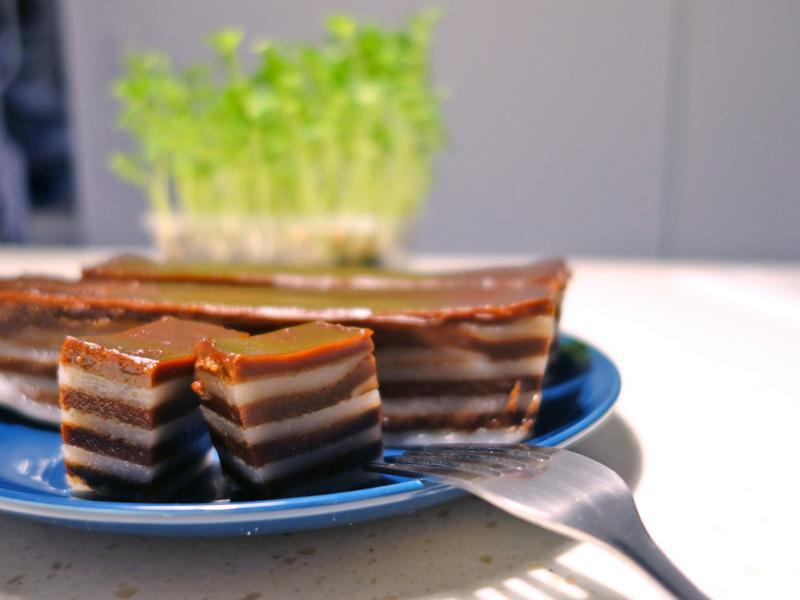 巧克力椰汁千層糕
