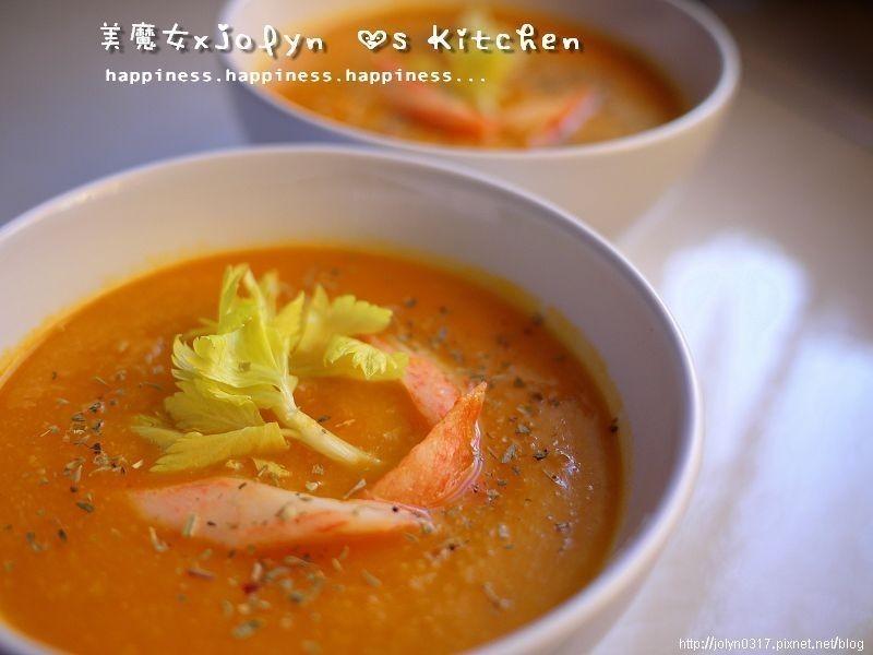 「亨氏番茄醬 100% 純天然」茄汁蟹肉濃湯