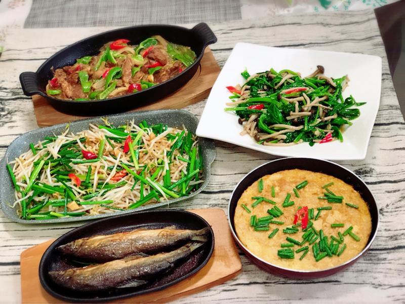水波爐一爐多菜(水波爐料理)